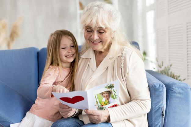 оригинальная открытка для бабушки, что подарить бабушке на Юбилей, необычный подарок, поздравление на заказ